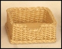 Basket 3 x 3,5 cm.