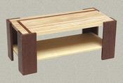 Moderne salontafel, 42 mm hoog