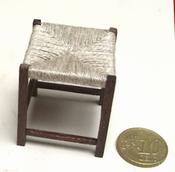 Kruk met gematte zitting, 38 mm hoog