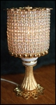 Table lamp 12 volt, 50 mm high