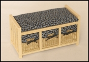 Bench, 45 mm high